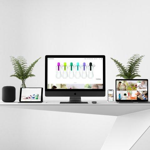 Responsive Eshop Design