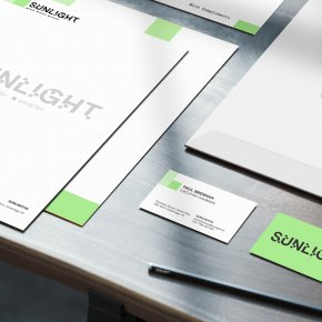 Corporate Identity Applications
