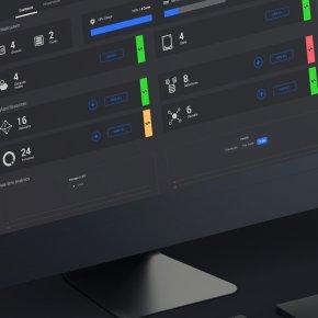 Dashboard UI / UX