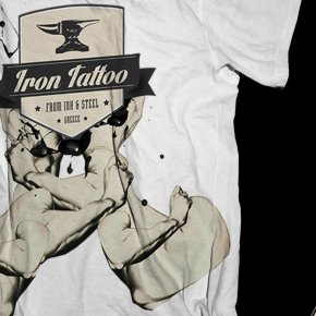 Iron Tattoo Studio Tshirt